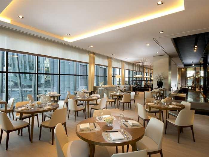 Conrad Seoul - Restaurant