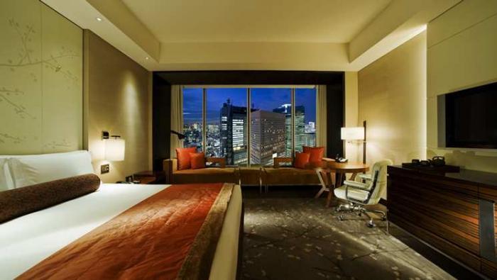 Conrad Tokyo - King Room