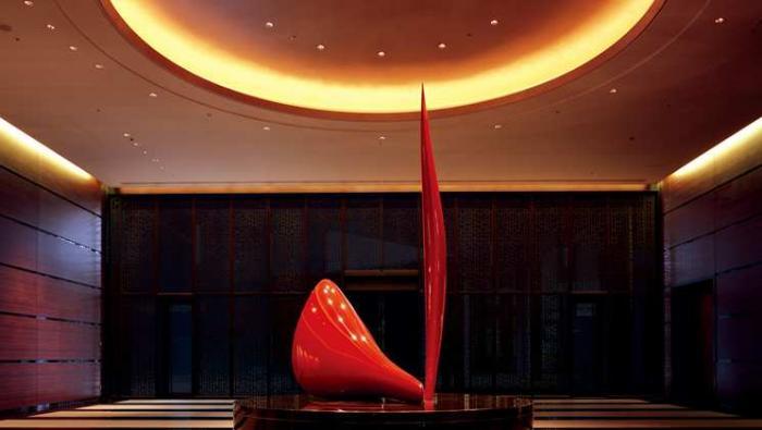 Conrad Tokyo - Lobby