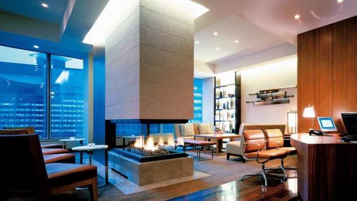 Conrad Tokyo - Lounge
