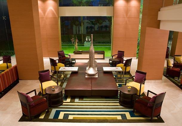 Courtyard by Marriott Hotel Bangkok - Lobby