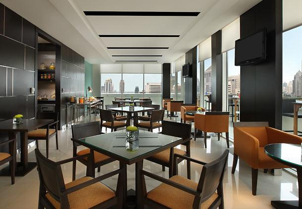 Courtyard by Marriott Hotel Bangkok - Lounge
