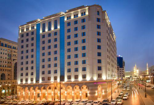 Crowne Plaza Madinah - Exterior