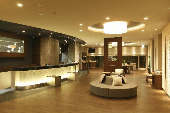 Dormy inn Premium Shibuya Jingumae - Lobby