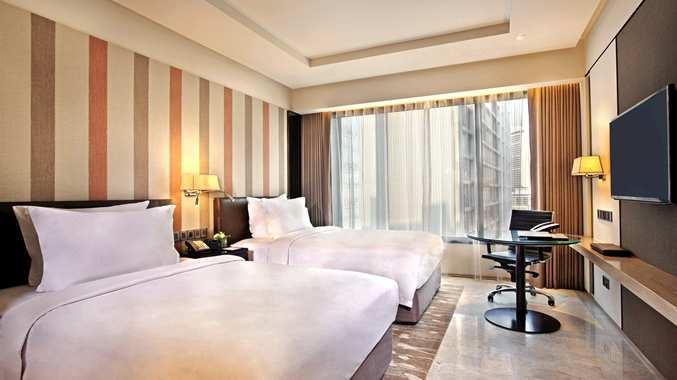 DoubleTree by Hilton Sukhumvit Bangkok - Twin Guest Room