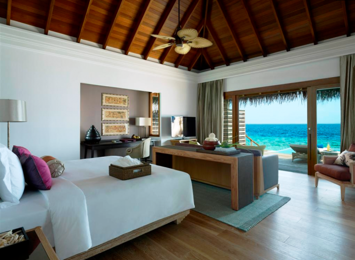 Dusit Thani Maldives - Room