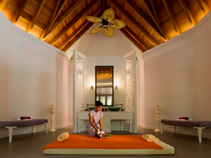 Dusit Thani Maldives - Spa
