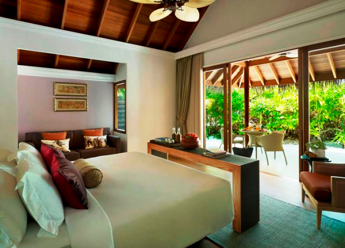 Dusit Thani Maldives - Suite