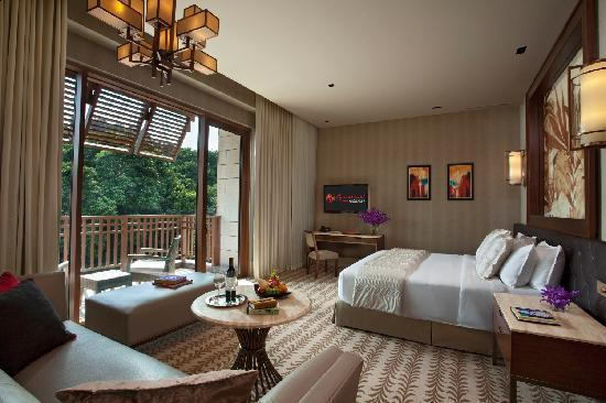 Equarius Hotel Sentosa - Deluxe Room