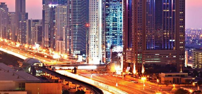 Fairmont Dubai - Exterior