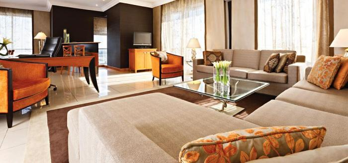 Fairmont Dubai - Suite