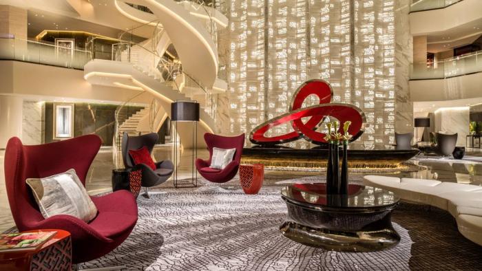 Four Seasons Guangzhou - Lobby