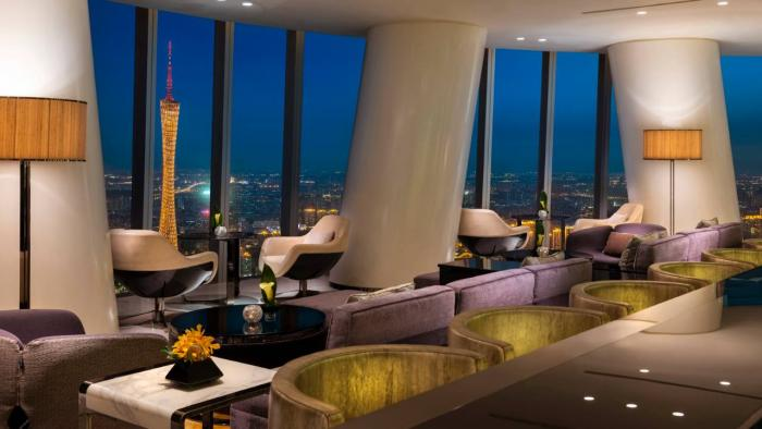 Four Seasons Guangzhou - Lounge