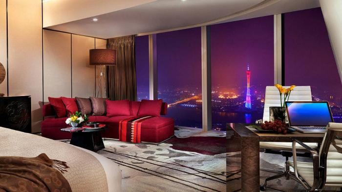 Four Seasons Guangzhou - Room