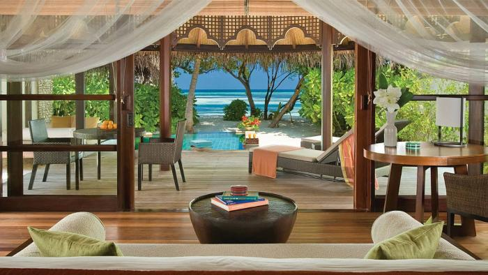 Four Seasons Resort Maldives at Kuda Huraa - Beach Bungalow