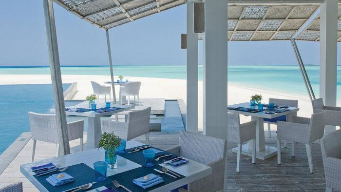 Four Seasons Resort Maldives at Landaa Giraavaru - Restaurant