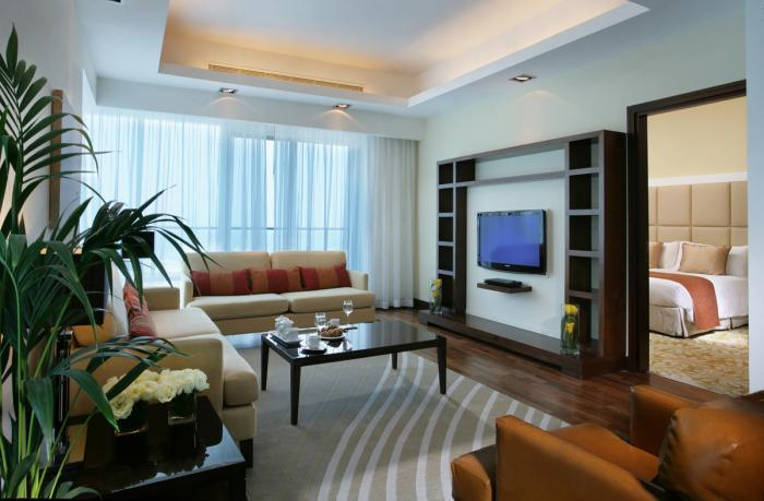 Fraser Suites Dubai - Room