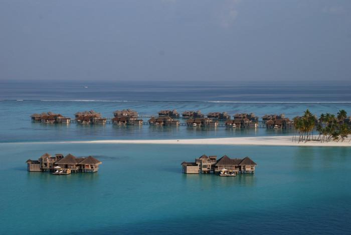 Gili Lankanfushi Maldives - Exterior