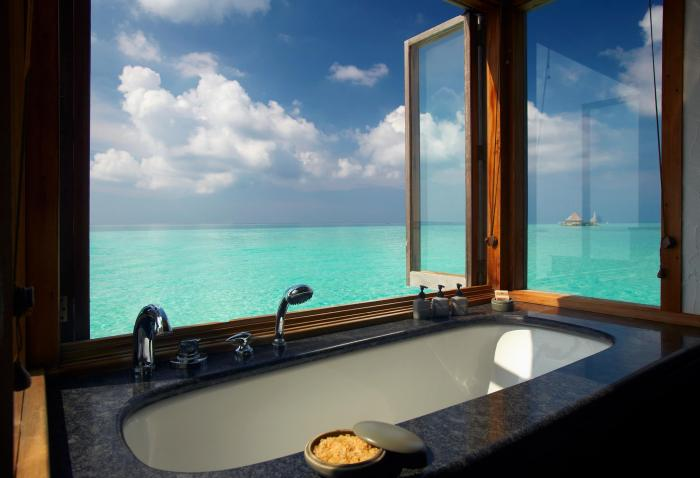 Gili Lankanfushi Maldives - Villa Suite Bathroom