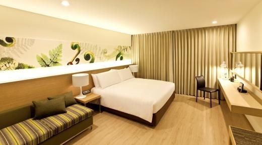 Glow Pratunam Hotel - Deluxe King Room