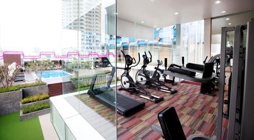 Glow Pratunam Hotel - Fitness Center