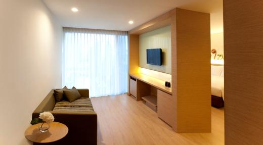 Glow Pratunam Hotel - Glow Suite