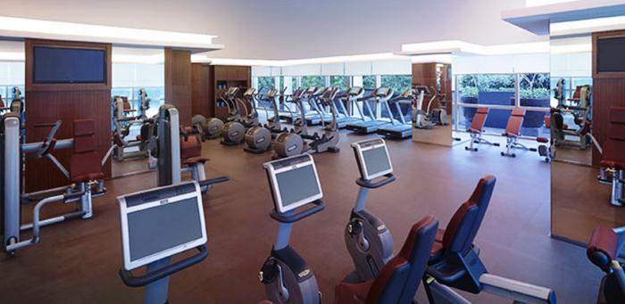 Grand Hyatt Kuala Lumpur - Gym