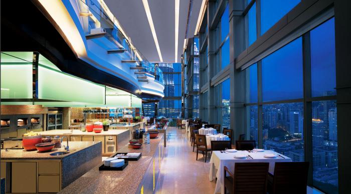Grand Hyatt Kuala Lumpur - Restaurant