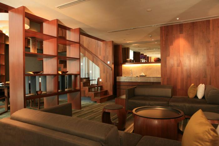 Hansar Bangkok - Loft Suite