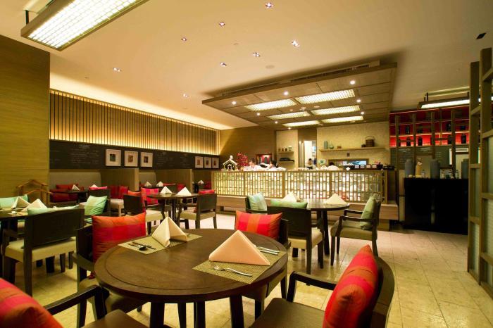 Hansar Bangkok - Restaurant