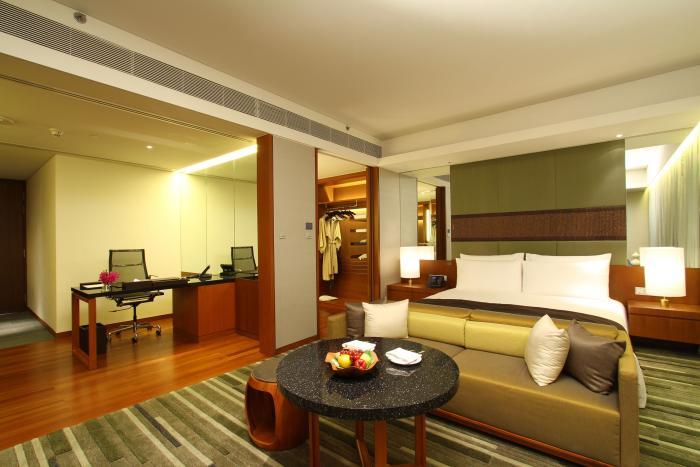 Hansar Bangkok - Studio Suite
