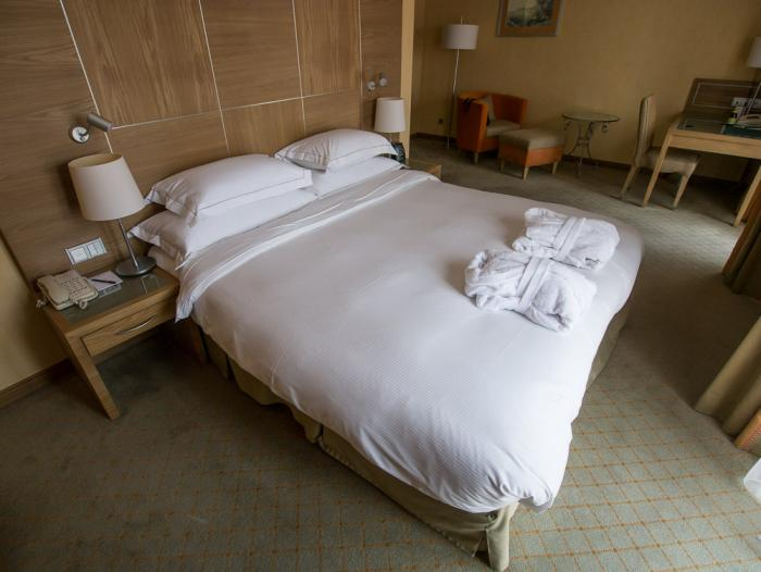 Hilton Imperial Dubrovnik - Executive Room Bed
