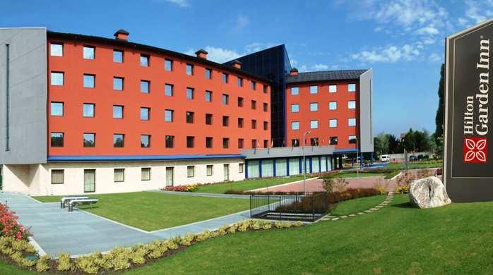 Hilton Garden Inn Milan Malpensa - Exterior