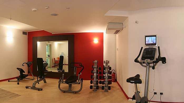 Hilton Garden Inn Milan Malpensa - Fitness Center