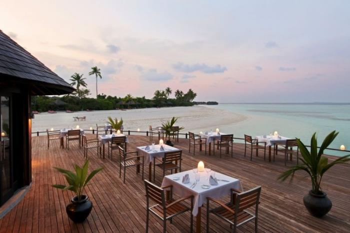 Hilton Maldives Iru Fushi Resort & Spa - Restaurant