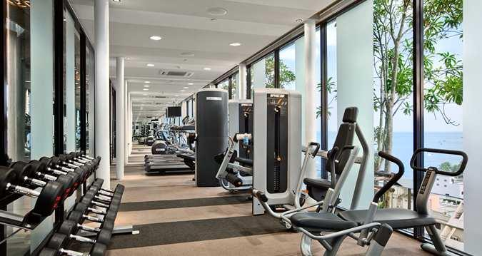 Hilton Pattaya Hotel - Gym
