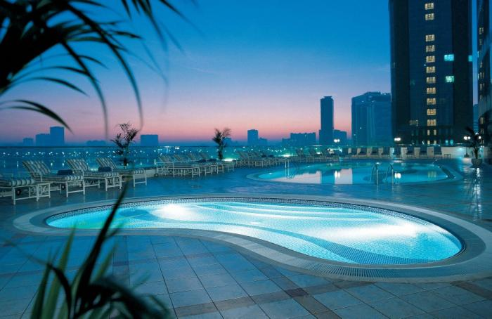 Hilton Sharjah - Pool