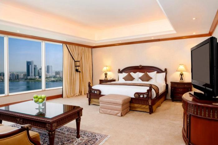 Hilton Sharjah - Royal Master Suite