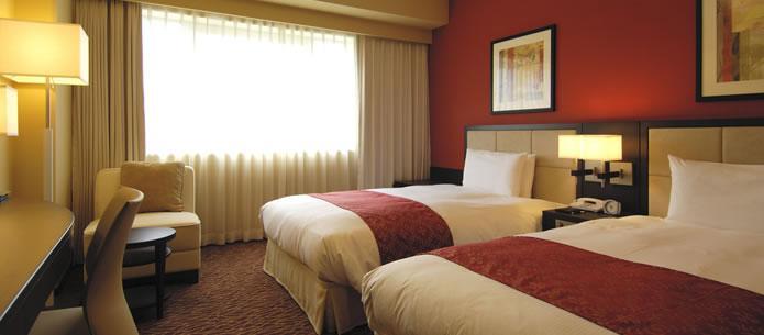 Hotel Sunroute Plaza Shinjuku - Deluxe Twin Room