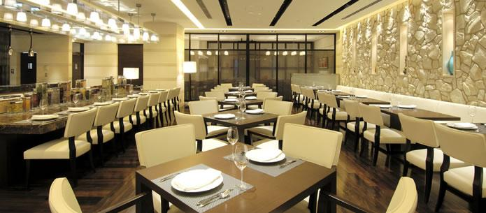 Hotel Sunroute Plaza Shinjuku - Restaurant