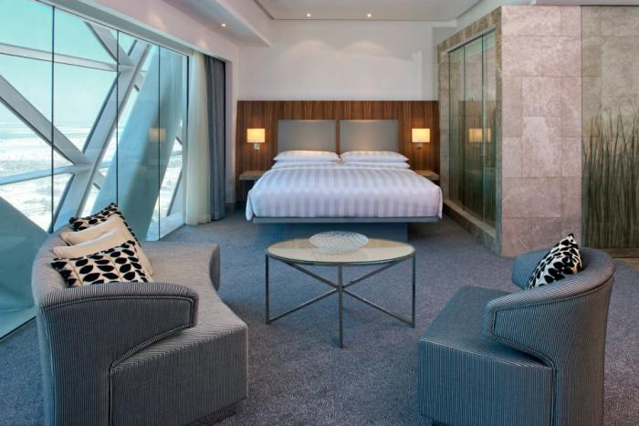 Hyatt Capital Gate Abu Dhabi - King Room