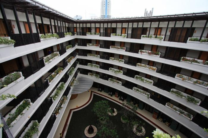 Millennium Resort Patong Phuket - Internal Courtyard