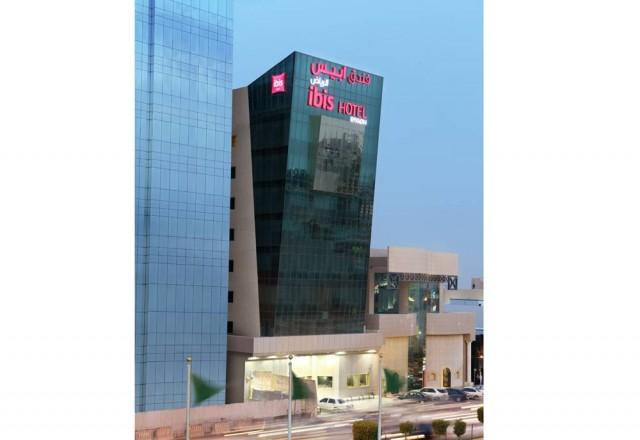 Ibis Riyadh Olaya Street - Exterior
