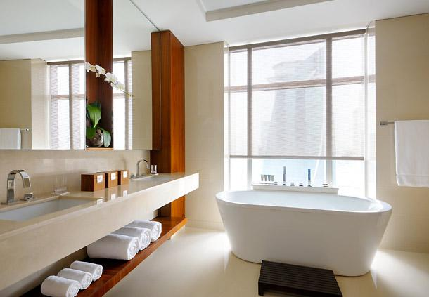 JW Marriott Marquis Dubai -Bathroom