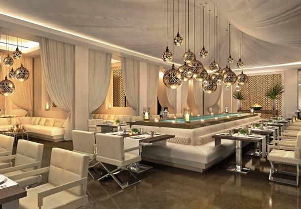 JW Marriott Marquis Dubai - Restaurant