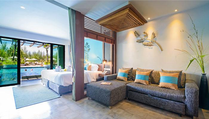 Mai Khaolak Beach Resort - Deluxe Suite