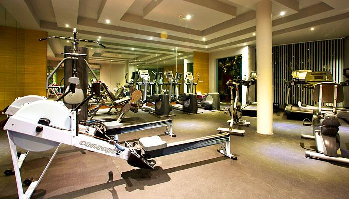 Mai Khaolak Beach Resort - Gym