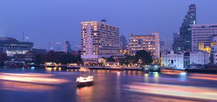 Mandarin Oriental Bangkok - Exterior