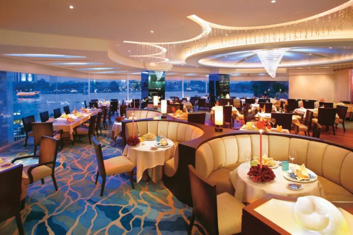 Mandarin Oriental Bangkok - Restaurant