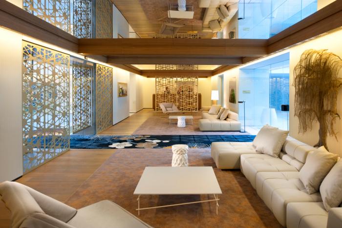 Mandarin Oriental Barcelona - Lobby